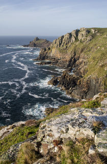 Gurnards Head in Cornwall by Pete Hemington