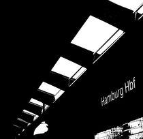 'Leaving Hamburg' von Detlev Kluin