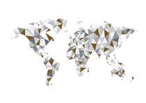 worldmap von Sabrina Ziegenhorn