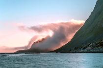 Wolkenspiel am Meer by Christoph  Ebeling