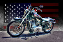 Harley USA Zyklus I von Ingo Mai