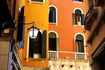 Häuser in Venedig by wandernd-photography