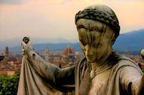 Florenz: Cimitero delle Porte Sante von wandernd-photography