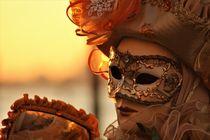 Karneval in Venedig: Sonnenaufgang von wandernd-photography