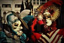 Karneval in Venedig von wandernd-photography