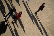 Schatten werfen  von Bastian  Kienitz