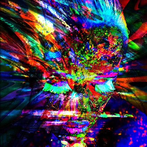 Abstract-goddess