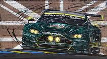 Aston Martin 97 Le Mans 2017 by Minocom Art Gallery