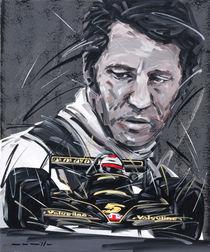 F1 Mario Andretti Lotus 79 von Minocom Art Gallery