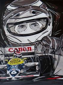 Piquet Williams 6 von Minocom Art Gallery