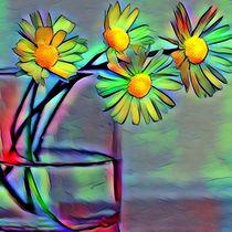 'Daisies' by Maggie Sachmann