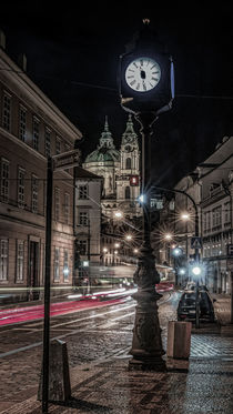 Before the Midnight, Prague by Tomas Gregor