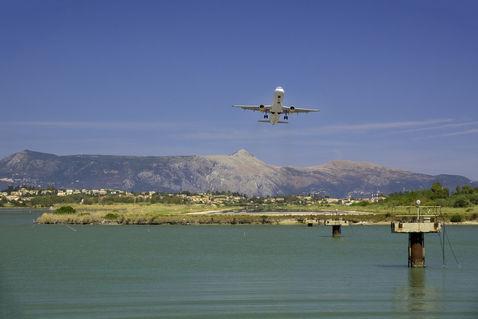 Corfu-takeoff