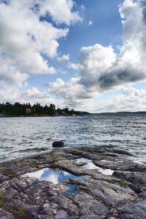 Baltic sea Sweden by Thomas Preibsch