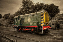 Severn Valley Gronk  by Rob Hawkins