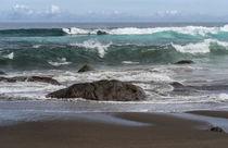 surferwellen by fotolos