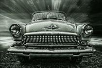 GAZ 21 Volga by Barbara Pfannstiel