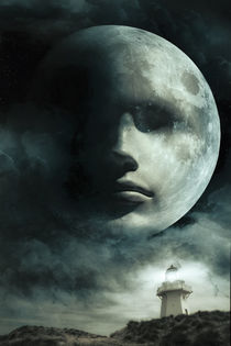 Der Mond von Barbara Pfannstiel