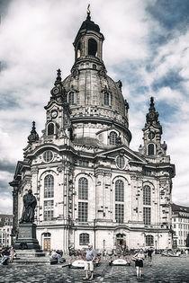 Frauenkirche von Barbara Pfannstiel