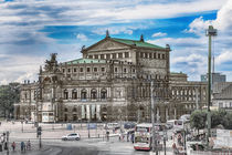 Semperoper by Barbara Pfannstiel