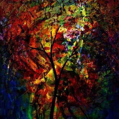 Abstract-autumn