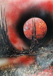 """"""" Missing in action """" Spray Paint ART by Beate Brass von Beate Braß"""
