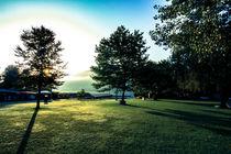 morning light at the park by Alexander Grumeth