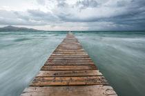 Playa de Muro bei Alcudia - Mallorca von Florian Westermann