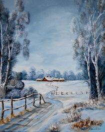 """""""Winterzeit"""" by Dorothea  Weinhold"""