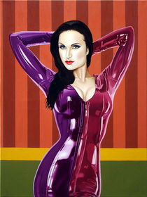 Susanna Andersen ?????????? by Vasiliy Zherebilo