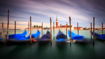 The church of San Giorgio Maggiore in Venice  by Zoltan Duray