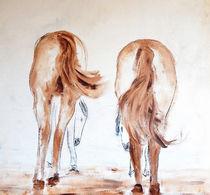 Pferd beige - Elterliche Fürsorge von Conny Wachsmann