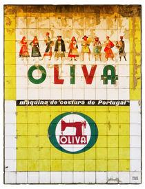 Máquinas de Costura OLIVA by Filipe Goulão