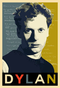 Dylan Thomas by suchdesign