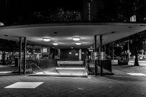 Station Kurfürstendamm by Michael Franke
