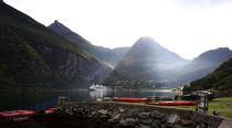 Geirangerfjord / Norwegen von Jens Uhlenbusch