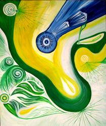 Tauche ein in den Fluss deines Lebens by Karin Riener