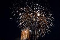 Feuerwerk von Claudia Evans