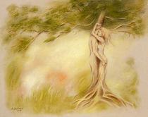 Mystischer Baum von Marita Zacharias