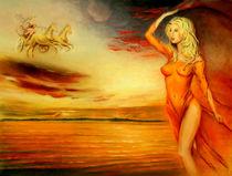 Eos Göttin der Mprgenröte von Marita Zacharias