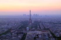 Paris im Dunst von Patrick Lohmüller