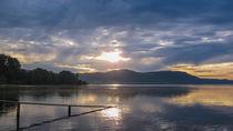 Morgenstimmung im Naturschutzgebiet Bodman-Ludwigshafen - Bodensee von Christine Horn