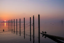 'Sonnenaufgang über Radolfzell - Bodensee' von Christine Horn