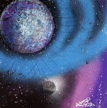 Cosmic Moon by Laura Barbosa