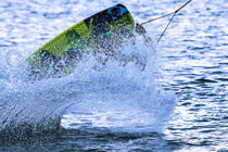 Wakeboarding Sprung von Marc Heiligenstein