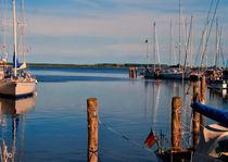 im Hafen by Ditmar Brandt