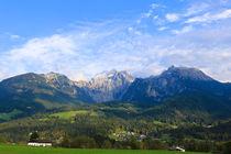 Alpen by Bernhard Kaiser