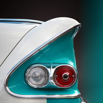US-Autoklassiker Bel Air 1958 by Beate Gube