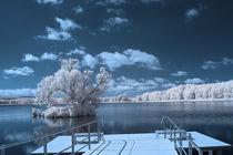 Kölpinsee auf Usedom von Wolfgang Wittpahl
