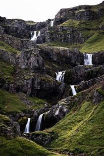 Wasserfälle in Island von michael-shumway